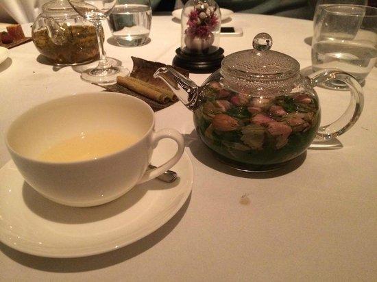 The Ledbury: Tea
