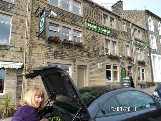 The Fleece Inn: A great place to stay