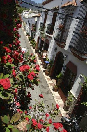 La Villa Marbella - Charming Hotel: Street view