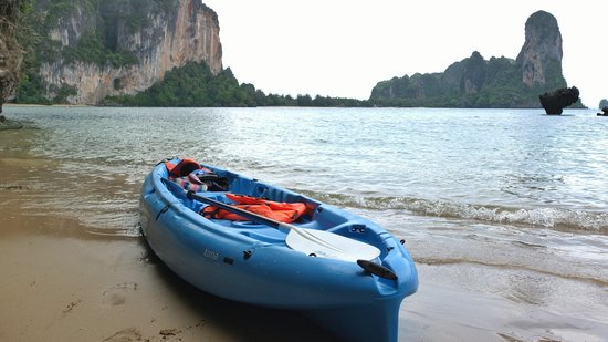 Centara Grand Beach Resort & Villas Krabi : kayak