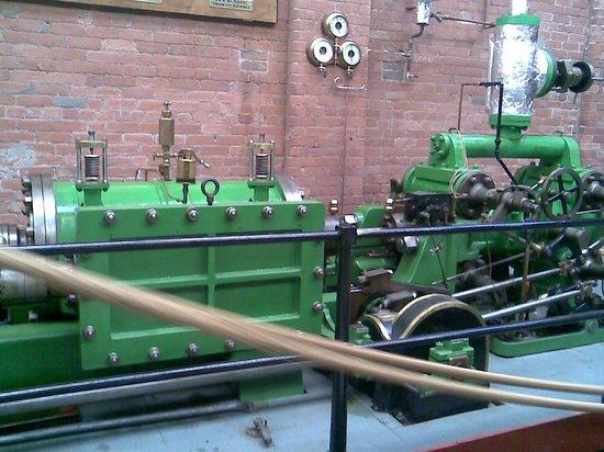 Bolton Steam Museum Steam Weekend