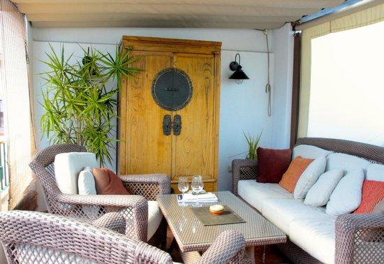 La Villa Marbella : Rooftop terrace
