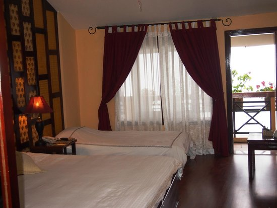 Chau Long Sapa Hotel: Spacious rooms