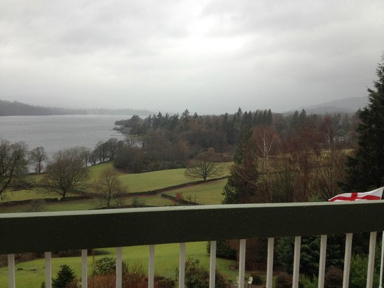 Miller Howe Hotel & Restaurant: View from room