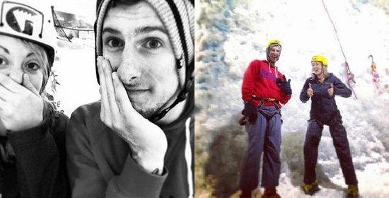 Soar Braehead: Ice Climbing time