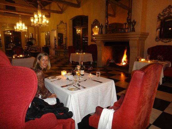 La Residence: Candlelightdinner