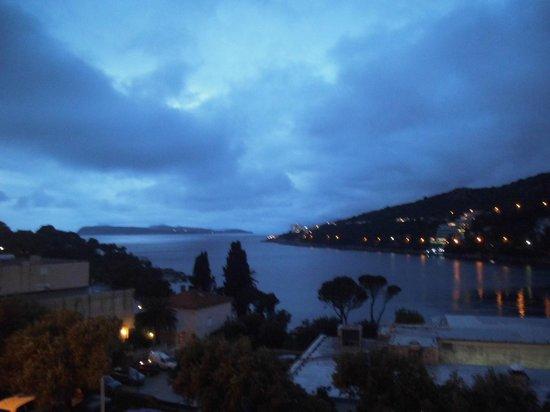 Hotel Adriatic: Balcony View