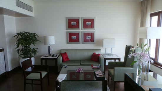 The Oberoi, Mumbai : Our room
