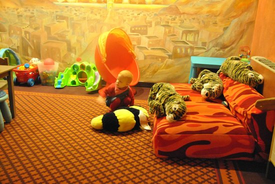 Meses Shiraz Wellness & Training Hotel : Aladin playground