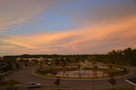 Lake Buena Vista Resort Village & Spa: skys