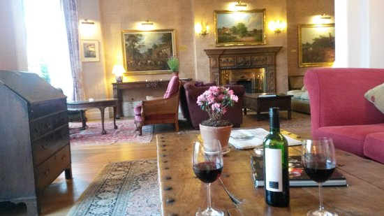 Deer Park Country House Hotel: Lounge