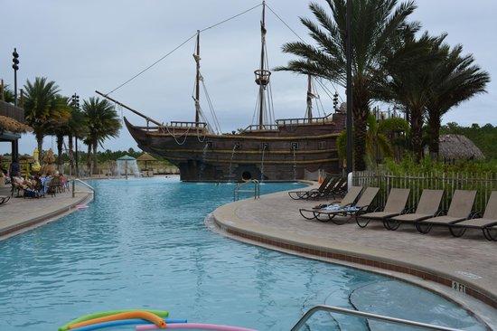 Lake Buena Vista Resort Village & Spa: Large pool