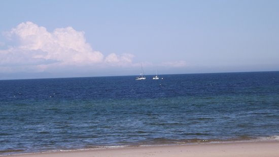 Nairn Beach : Looking North Across the Firth