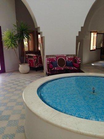 Mosaique Hotel : Reception