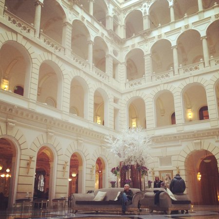 Boscolo Budapest, Autograph Collection: Hotel Lobby
