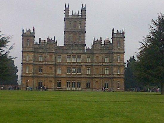 Highclere Castle (April 2014)