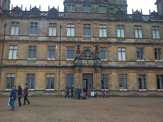 Highclere Castle: Downton Abbey (Me Lord)
