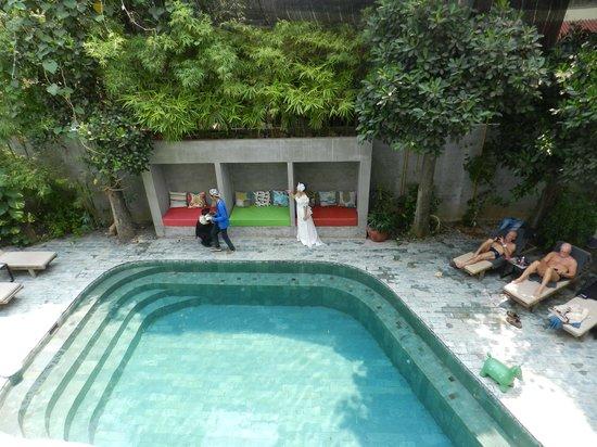 Rambutan Resort - Phnom Penh : Pool