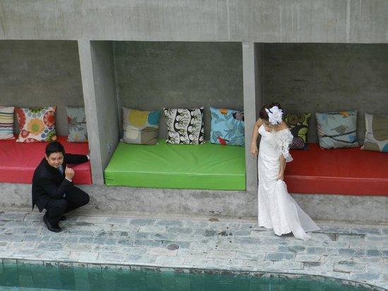 Rambutan Resort - Phnom Penh : Wedding photo shoot!
