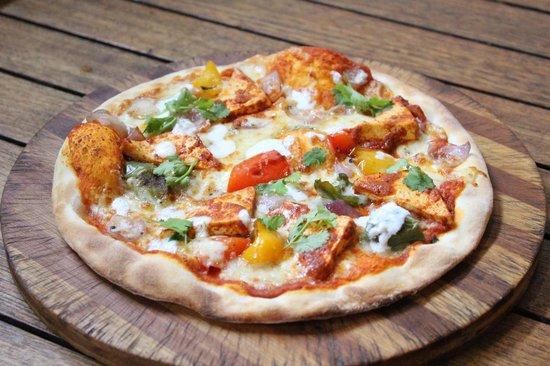 Tuscana Pizzeria: Formaggio Aastha
