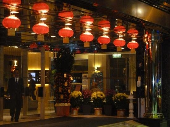 Royal Park Hotel : Ready for the Chinese New Year
