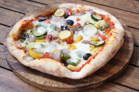 Tuscana Pizzeria: Midi