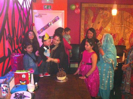 Monsoon Kitchen: Birthday bash 2014