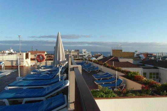 Apartamentos Be Smart Florida: Roof top pool