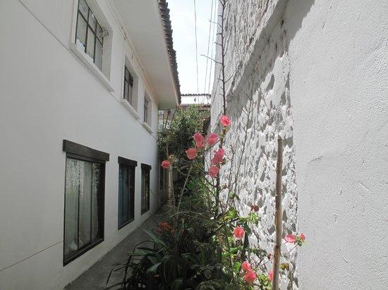 Casa de Mama Cusco 2-The Ecohouse: acceso