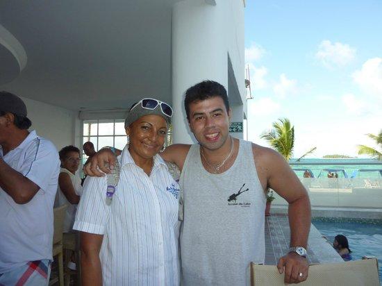 Hotel Bahia Sardina: Nuria EXCELENTEEEE PERSONA!!!!!