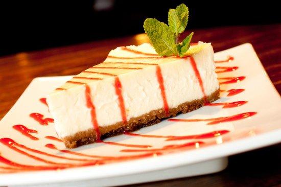 De Smulpot: Home made lemon cheesecake ..... hier komen gasten alleen al voor terug