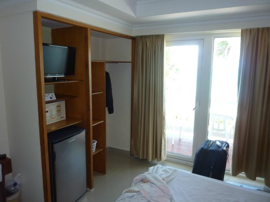 Hotel Bahia Sardina: Habitacion 209