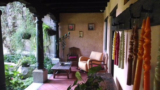 Hotel Meson del Valle : Cozy and simple