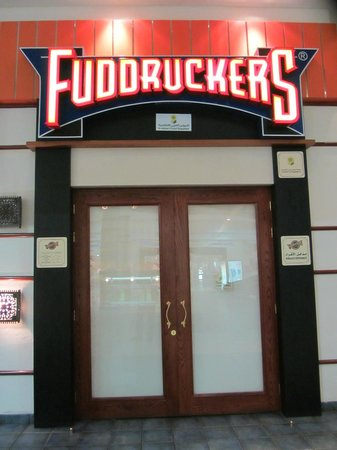 Fuddruckers : closed for prayer time