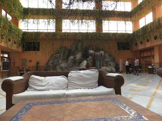 Almuñecar Playa Spa Hotel: Reception