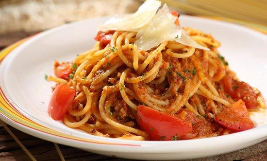 Tuscana Pizzeria : Arrabiatta pasta