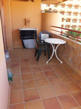 Almunecar Playa Spa Hotel: Balcony Room 441
