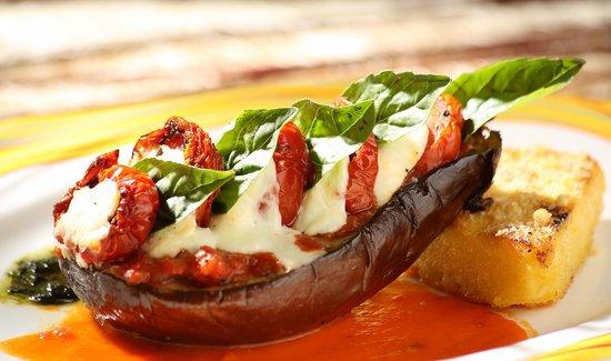 Tuscana Pizzeria : Aubergine lasagne