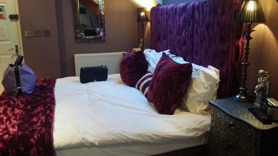 The Wordsworth Hotel: Teninson suite