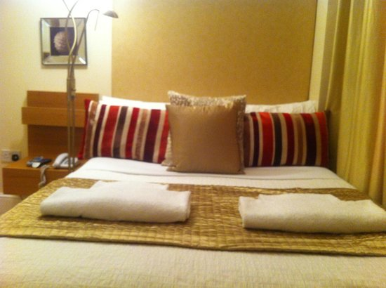 ABC Hyde Park Hotel: Double Room