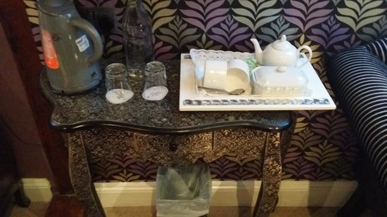 The Wordsworth Hotel: Coffee &  tea service