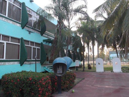 Villa Islazul Bayamo: Fuimos ahi en marzo 2012.