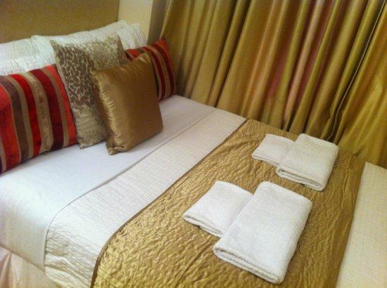 ABC Hyde Park Hotel: Double Room