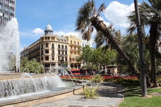 Plaza Ayuntamiento : Plaza Ayutamiento