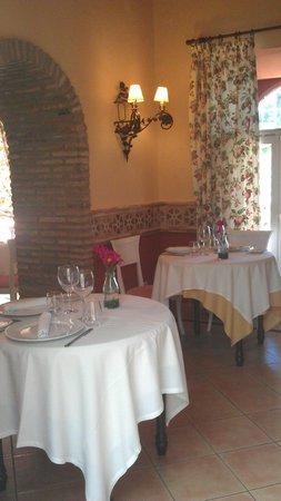 Hotel Cortijo la Reina: Restaurant