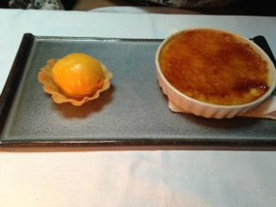 The Witchery by the Castle : Creme Brulee