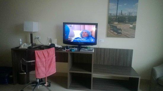 Clarion Victoria Hotel and Suites Panama: comoda