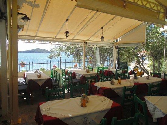 Hotel Aria: Skiathos Taverna