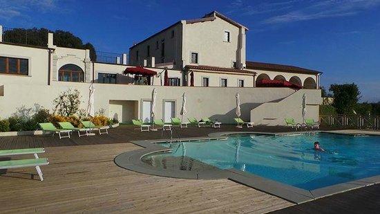 Villa Tolomei Hotel and Resort : outside area
