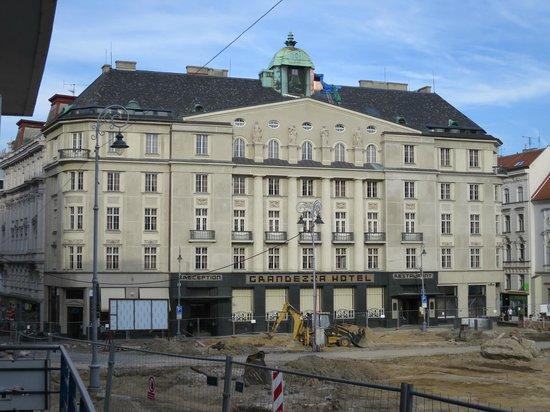 Hotel Grandezza: The hotel
